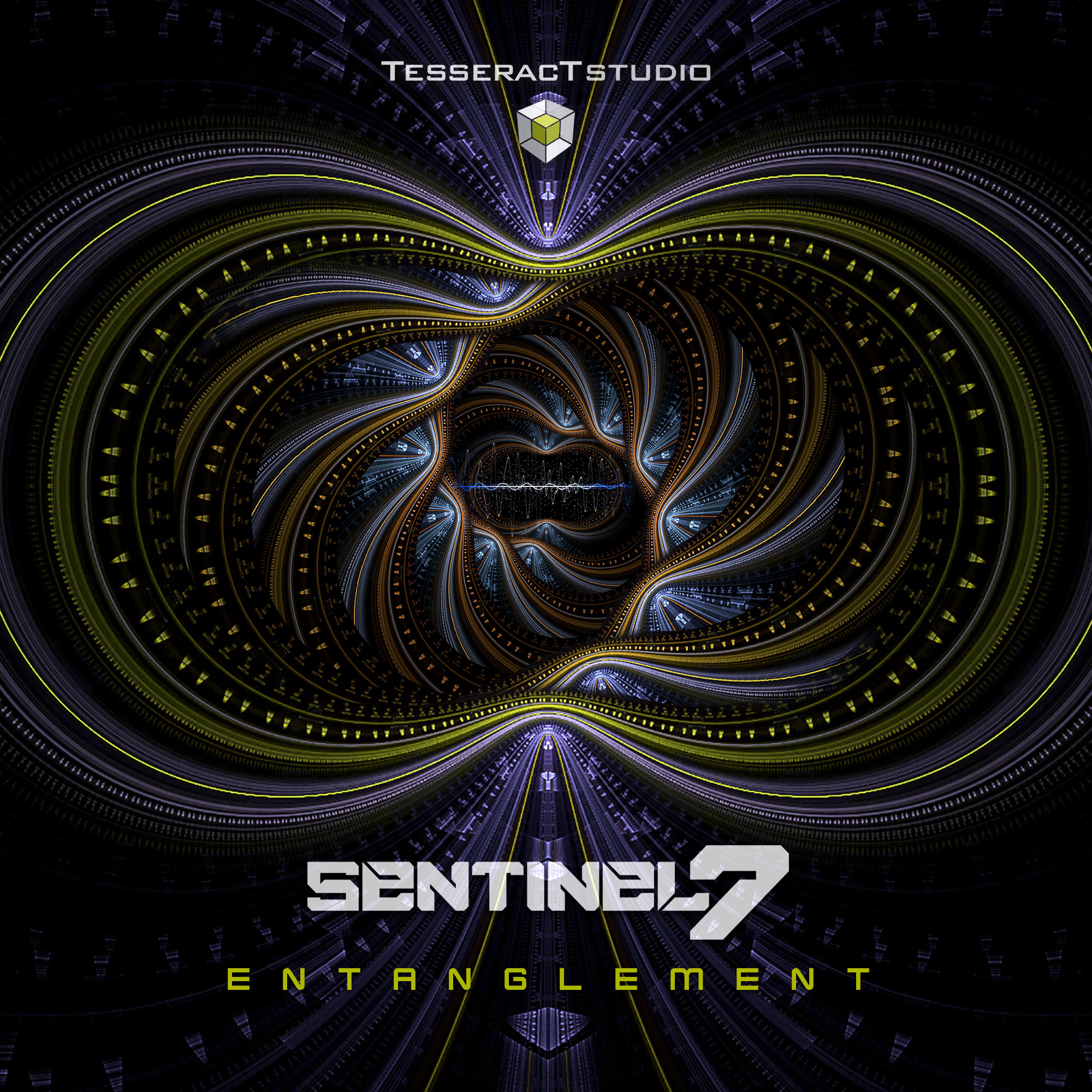 "New release by Sentinel 7 ""Entanglement"" is out!"