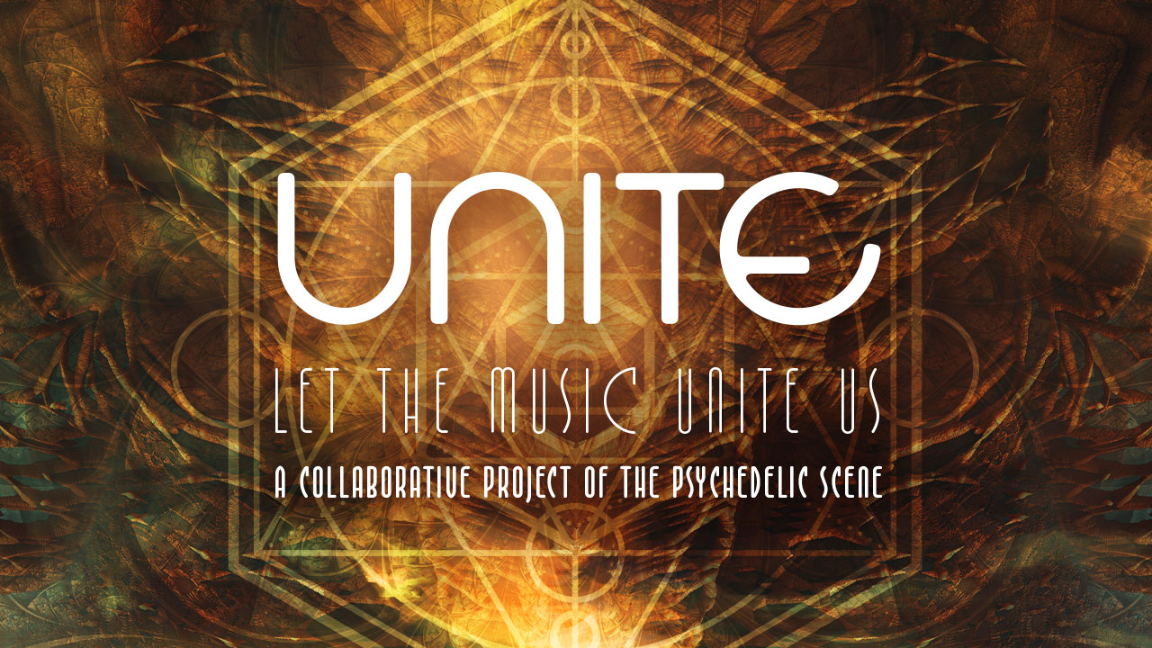 Let the music UNITE us!