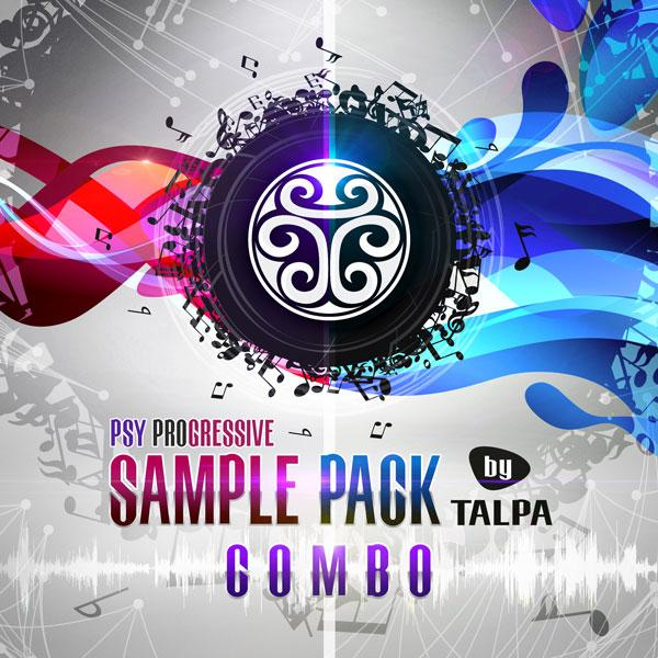 PSY PROGRESSIVE SAMPLE PACK BY TALPA COMBO