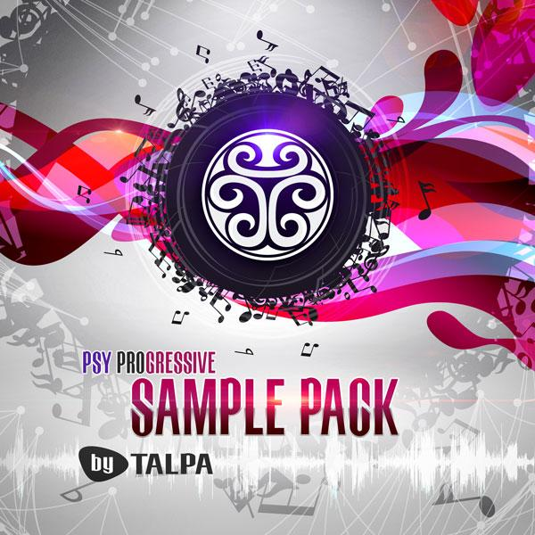 PSY PROGRESSIVE SAMPLE PACK BY TALPA VOL 1