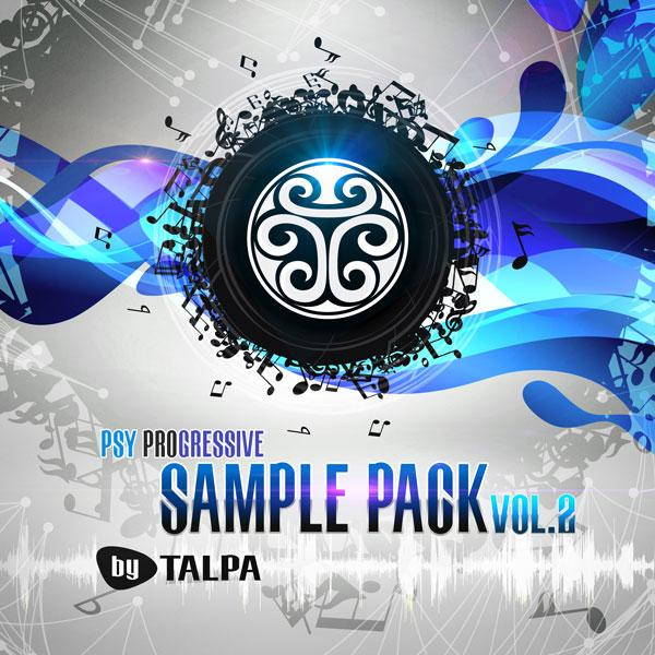 PSY PROGRESSIVE SAMPLE PACK BY TALPA VOL 2